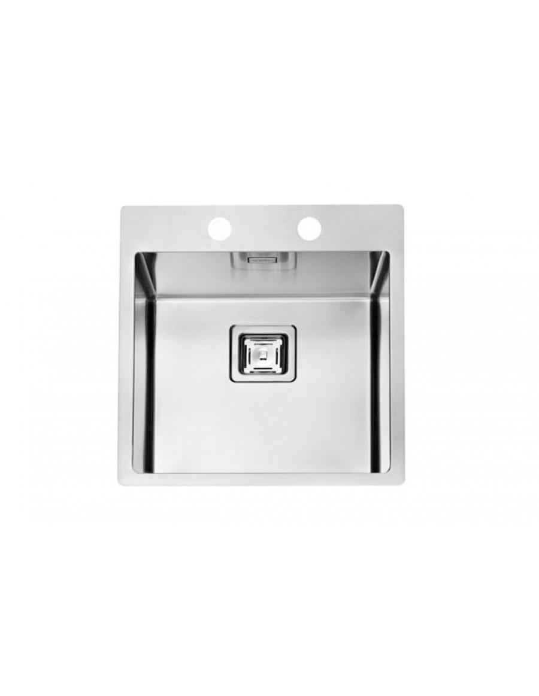 Alveus Stylux 10, flush or flat-mount sink
