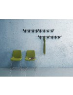 Hook coat racks