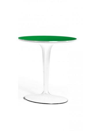 Nizka miza TIP-TOP zelena | odprodaja eksponata -50%