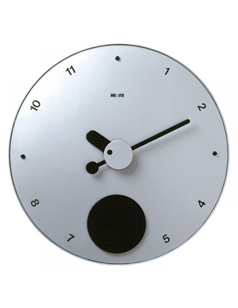 Contrattempo wall clock by Rexite