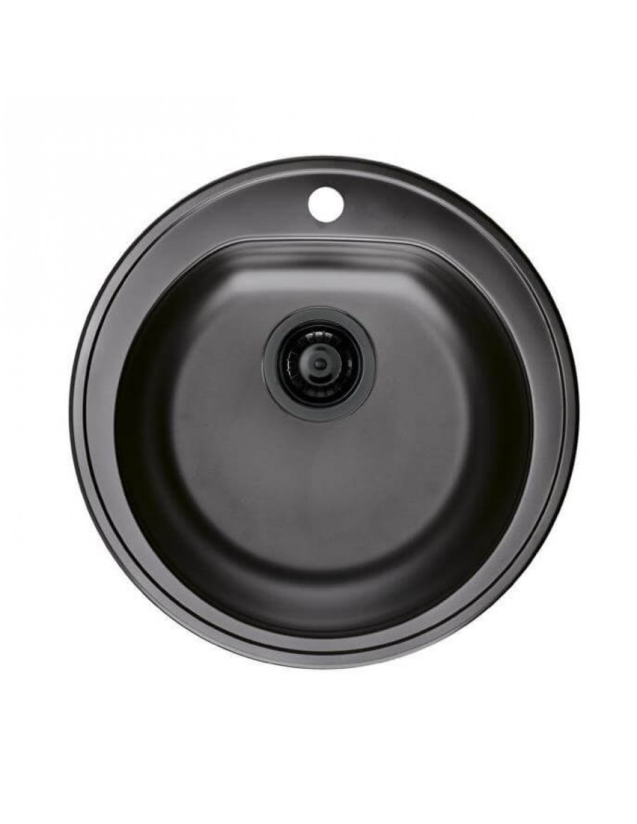 Alveus inset kitchen sink Form 30 anthracite finish