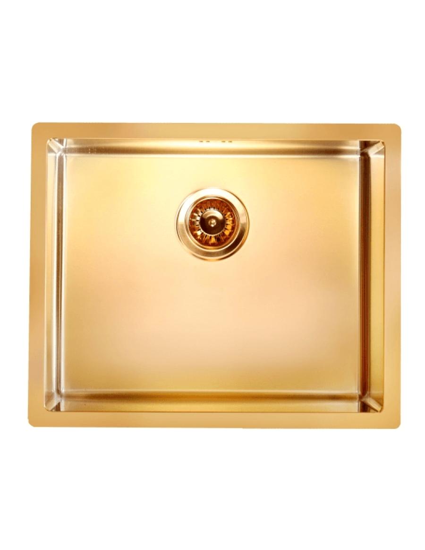 Alveus kitchen sink Monarch Quadrix 50 Bronze