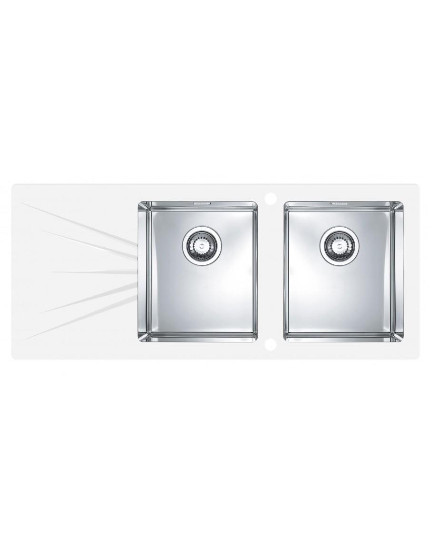 Monarch Karat 30 kitchen sink - Alveus - senk.in Šenk Interior - senk.in
