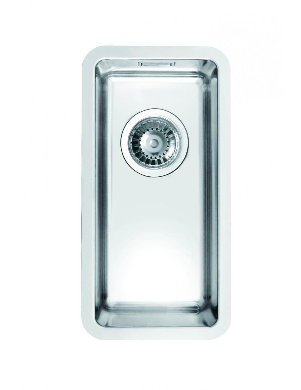 Alveus Kombino 10 undermount sink, stainless steel