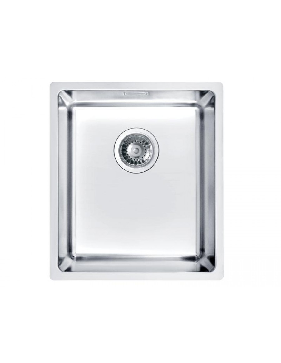 Alveus Kombino 20 undermount sink, stainless steel