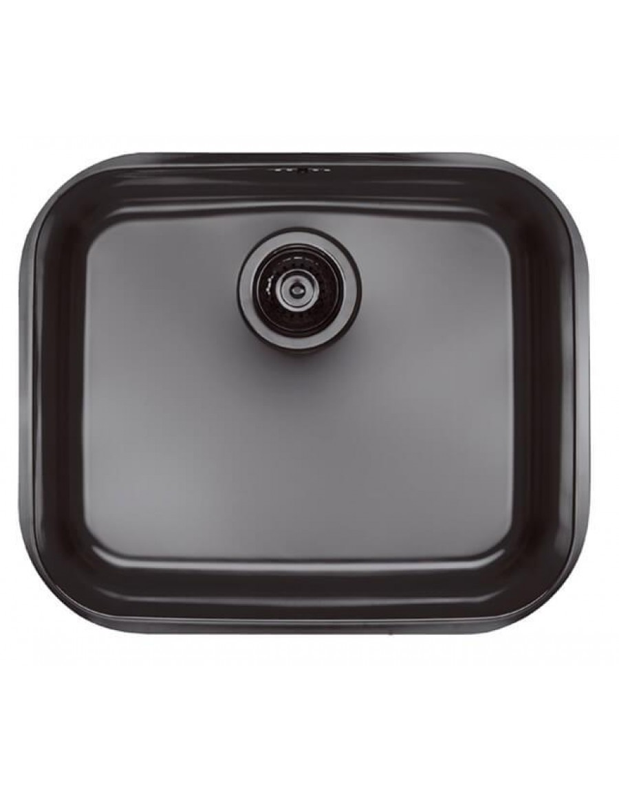 Alveus Monarch sink Variant 10 anthracite
