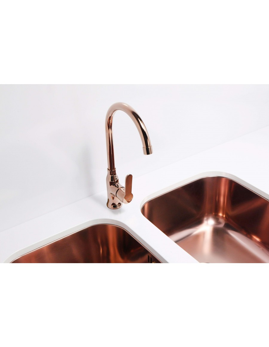 Alveus Monarch sink Variant 10 copper