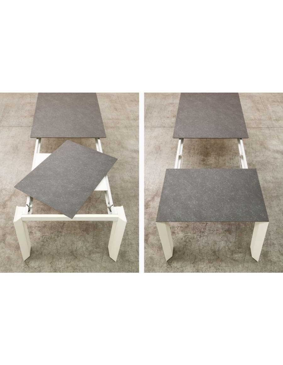 Icon extendable table