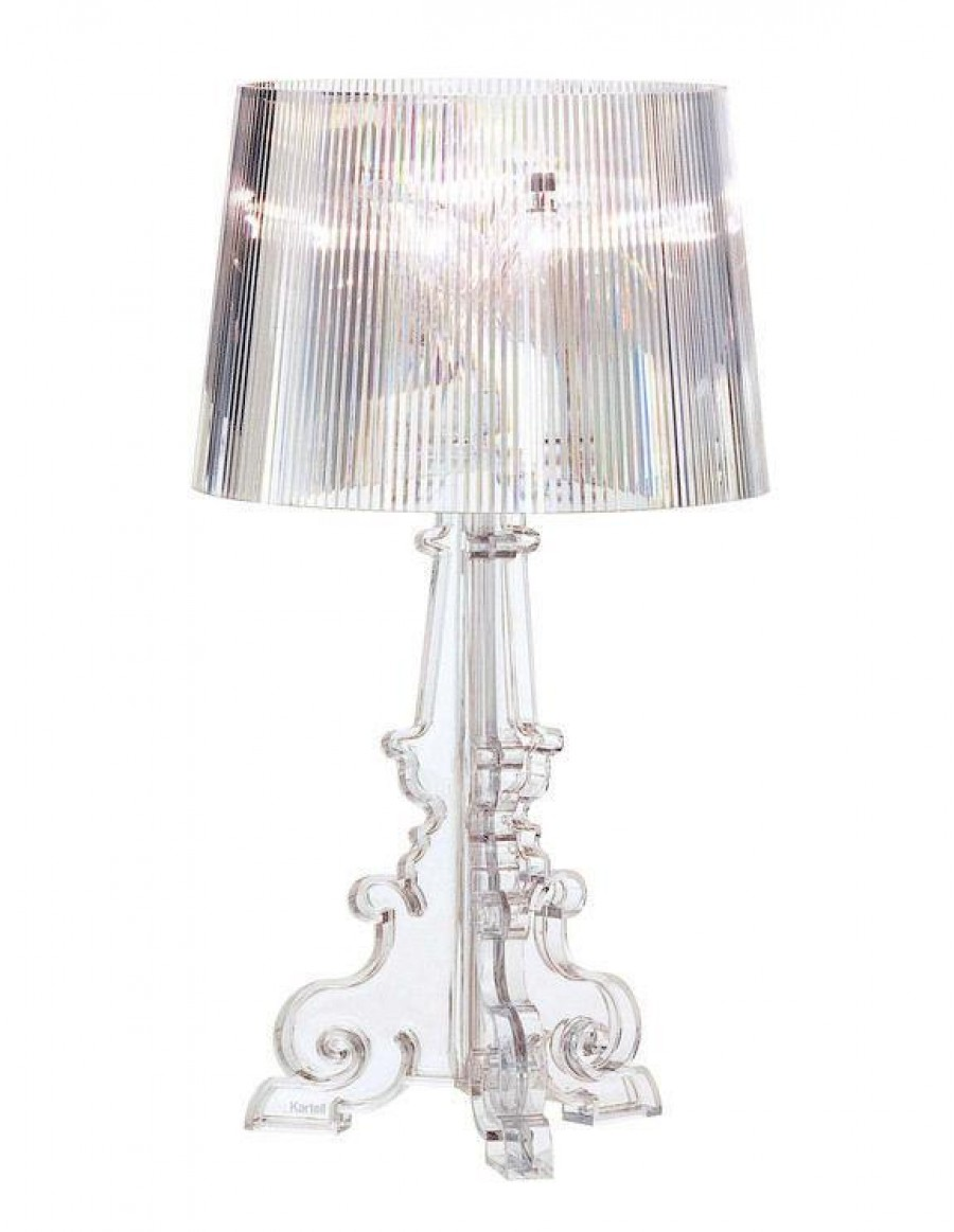 Table lamp Bourgie by Kartell / B4 Crystal