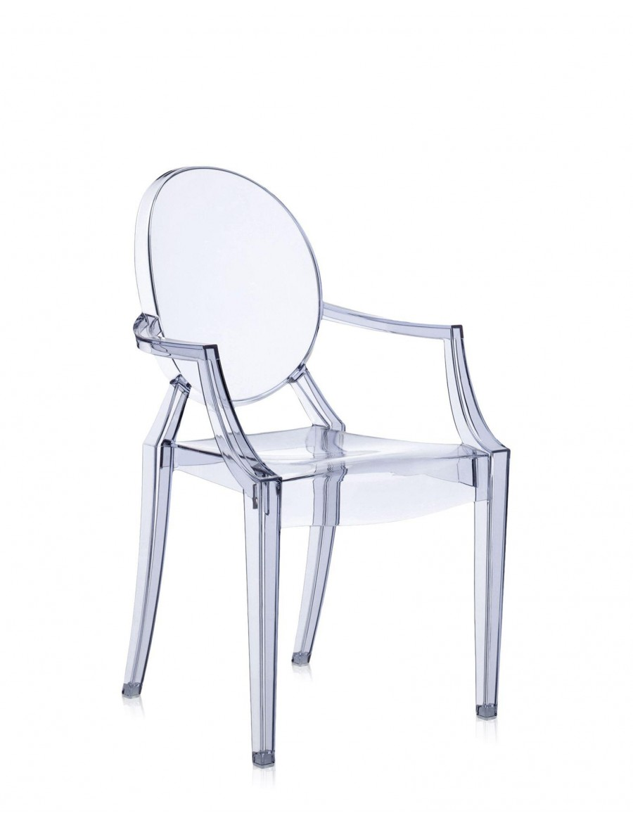 Louis Ghost J5 Ice Blue by Kartell