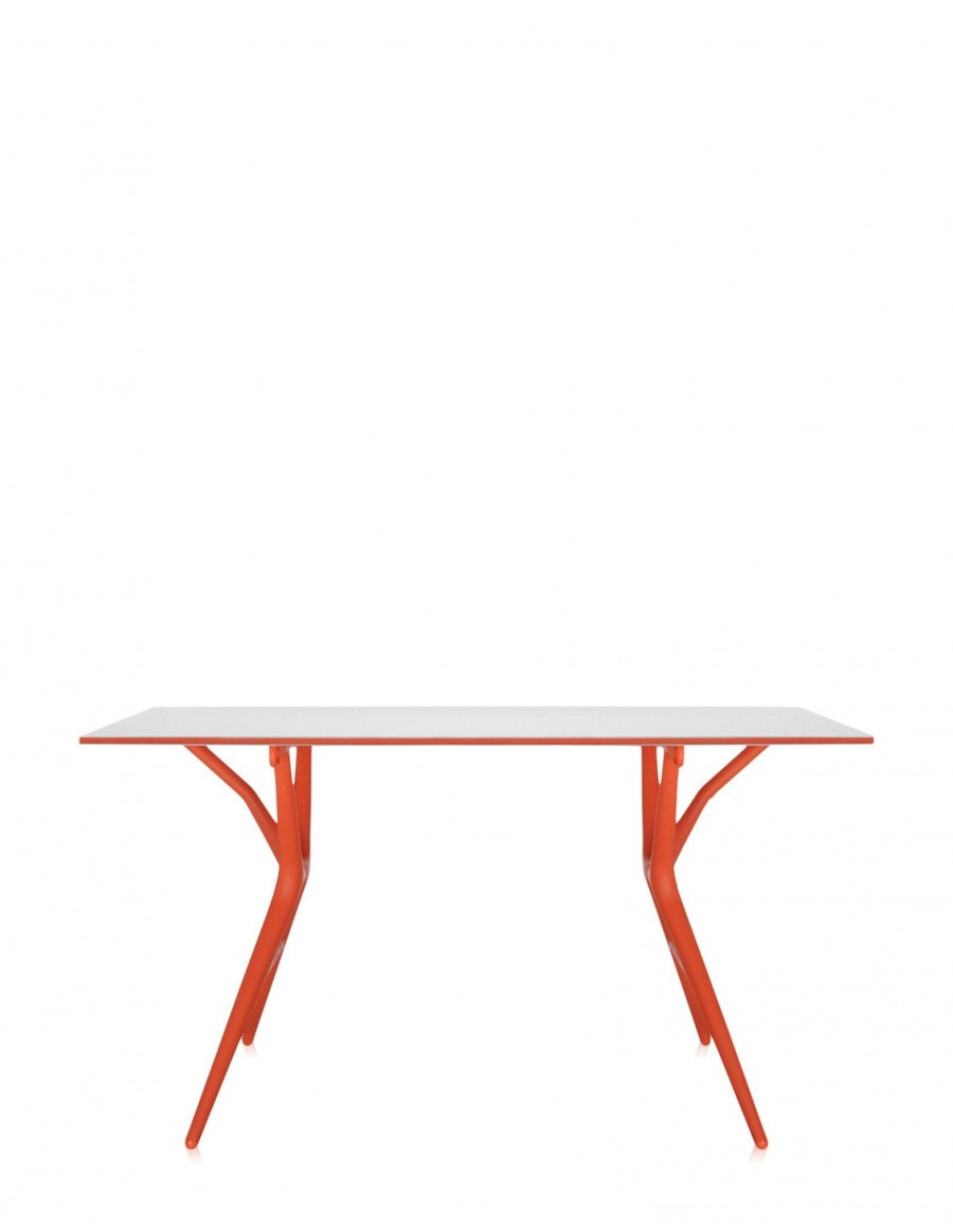 Spoon Table by Kartell / 02 orange