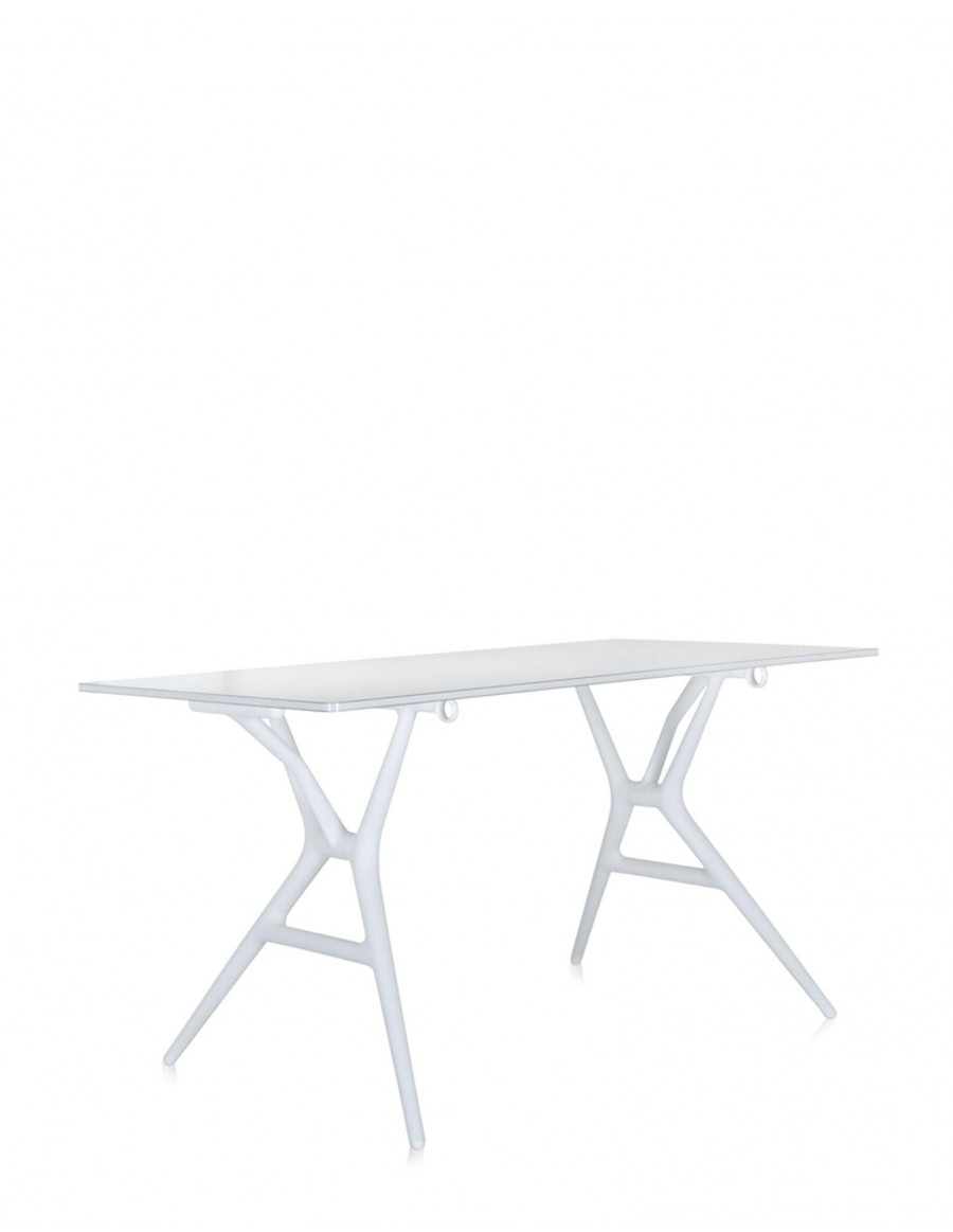 Spoon Table by Kartell / 03 white