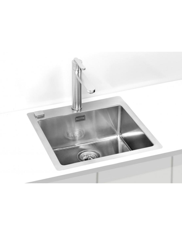 ALVEUS Pure 30 flush or flat-mount sink
