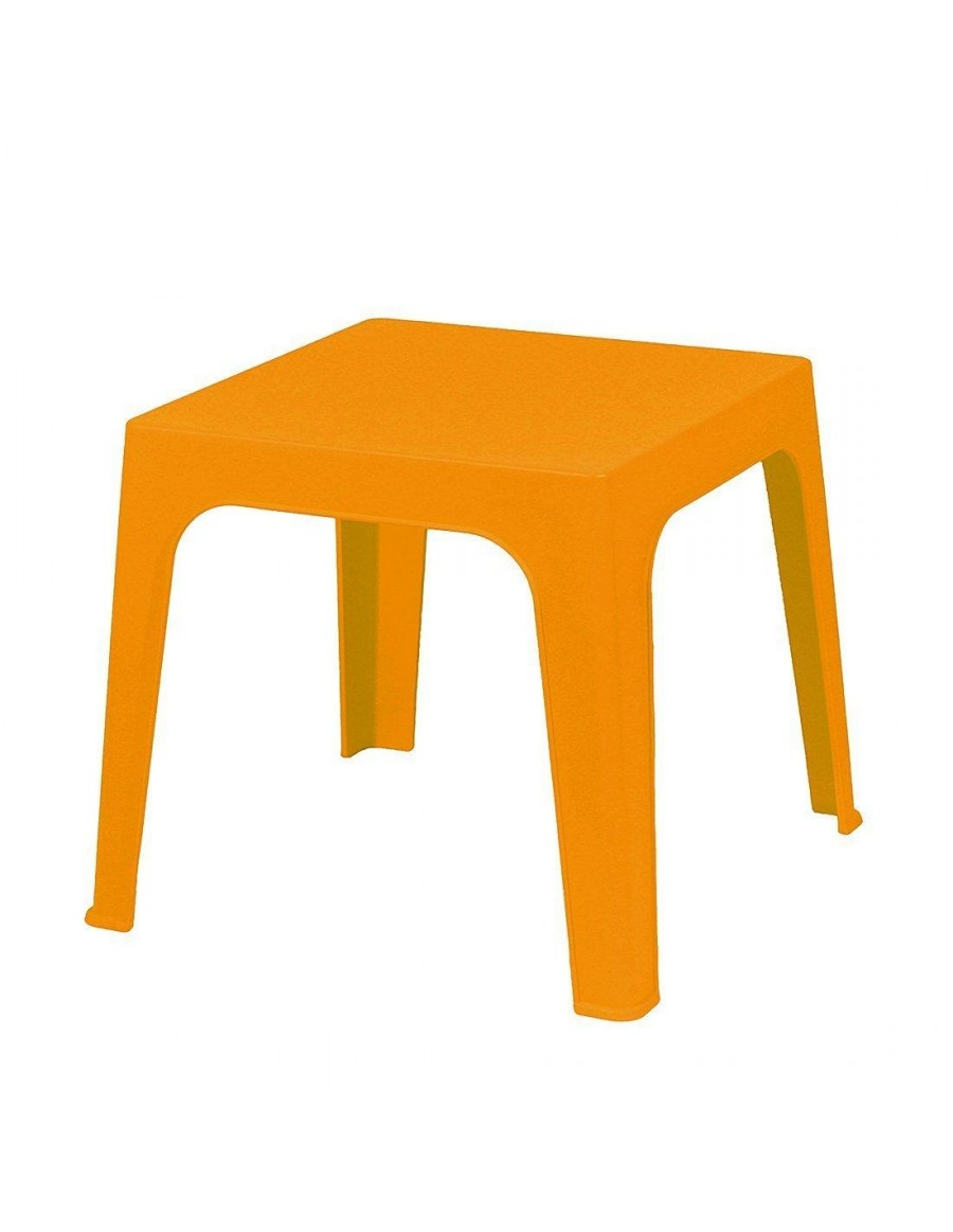 Resol group - children table Juileta Orange