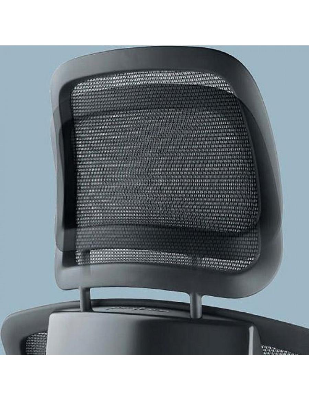 Xten executive chair detail