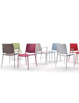 Alexa stol oranžen | ODPRODAJA EKSPONATA -60%