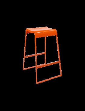Up barski stol oranžen | ODPRODAJA ZALOGE -50%!