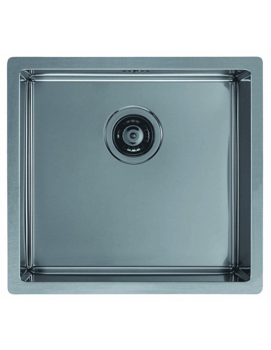 ALVEUS Pure 50 flush or flat-mount sink
