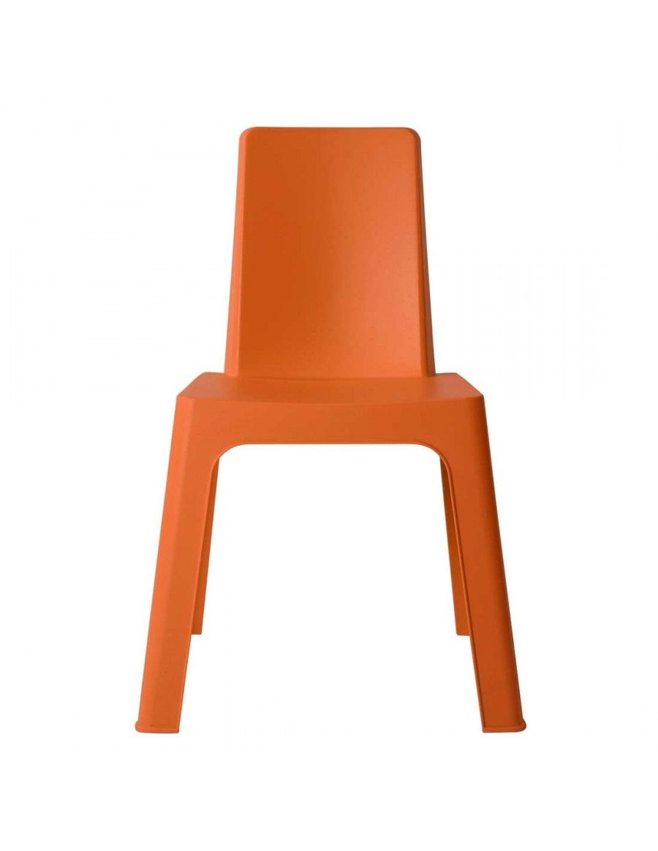 Julieta stol oranžen | ODPRODAJA ZALOGE -50%