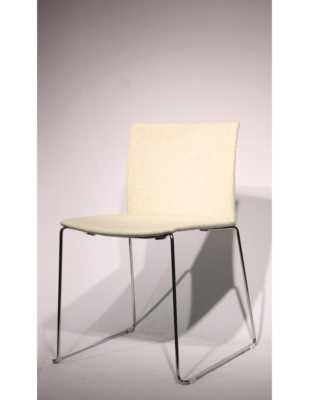 Metropolis stol - tapeciran, bež | ODPRODAJA EKSPONATA -60%