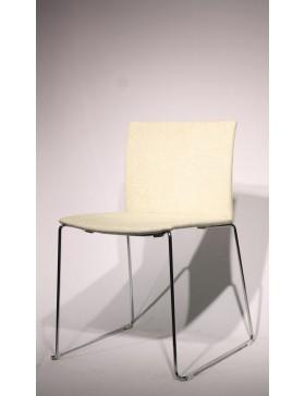 Metropolis stol - tapeciran, bež   ODPRODAJA EKSPONATA -60%