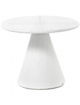 Tulip table by Varaschin