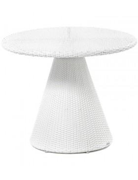 Tulip table by Varaschin