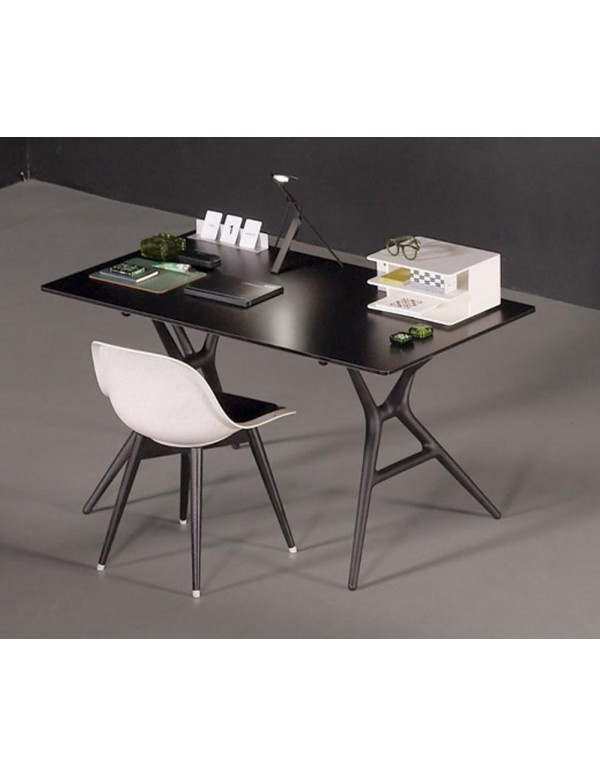 Spoon zložljiva miza Kartell  / 09 black
