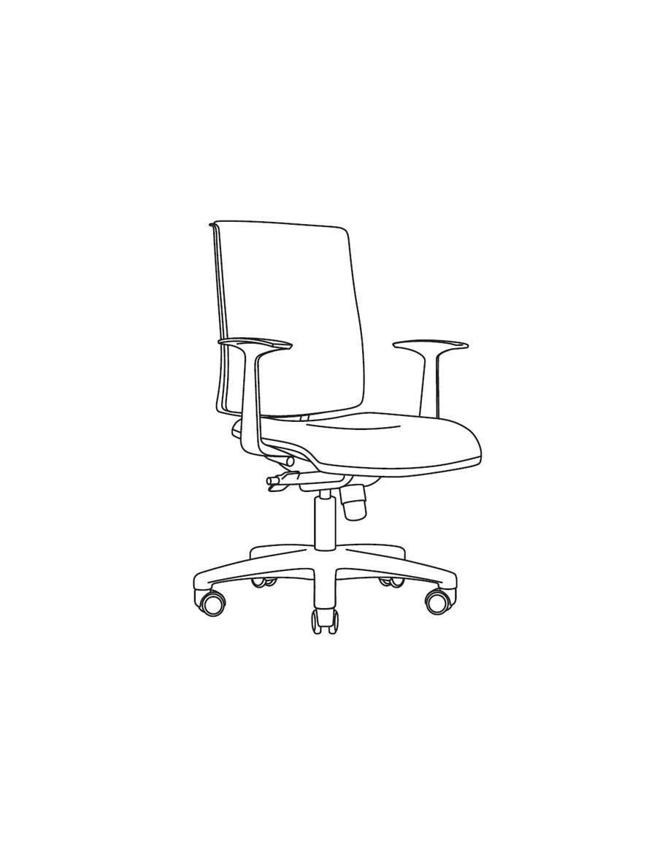 Zero 7 operativni stol, model 7239 / 7339 / 7439, Ares Line