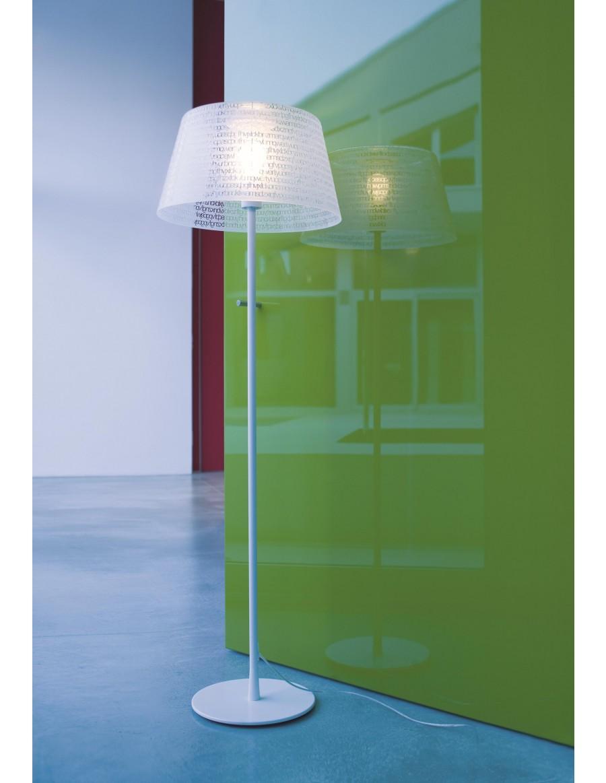 ABC F3 talna svetilka Opal White