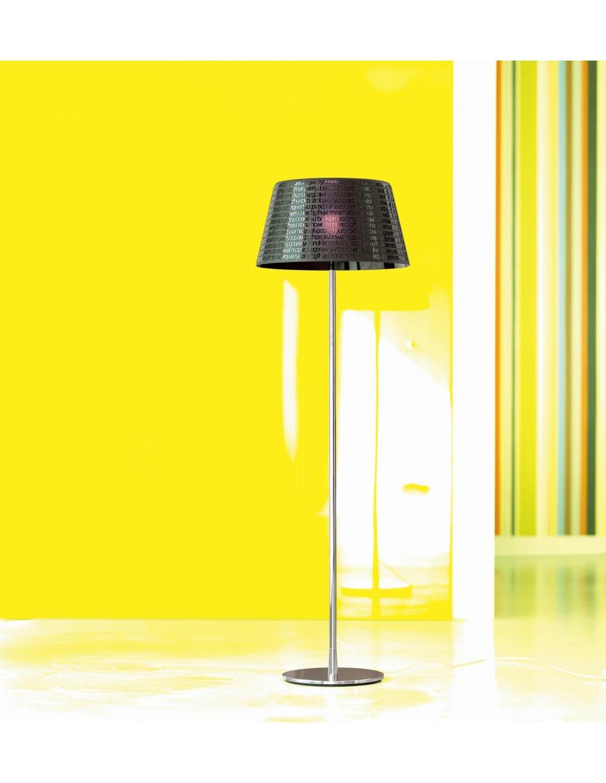 ABC F5  talna svetilka Opal Black