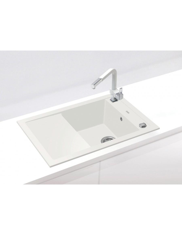 Alveus Formic 20 Granital Plus - inset mount sink Pearl