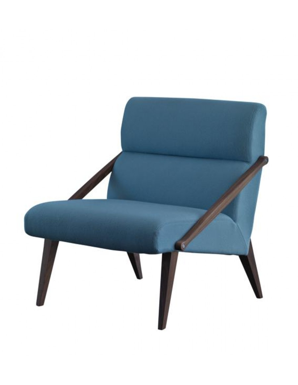 Attesa 01 lunge fotelj - masivni oreh