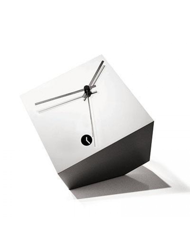 namizna ura Box, lakirana belo