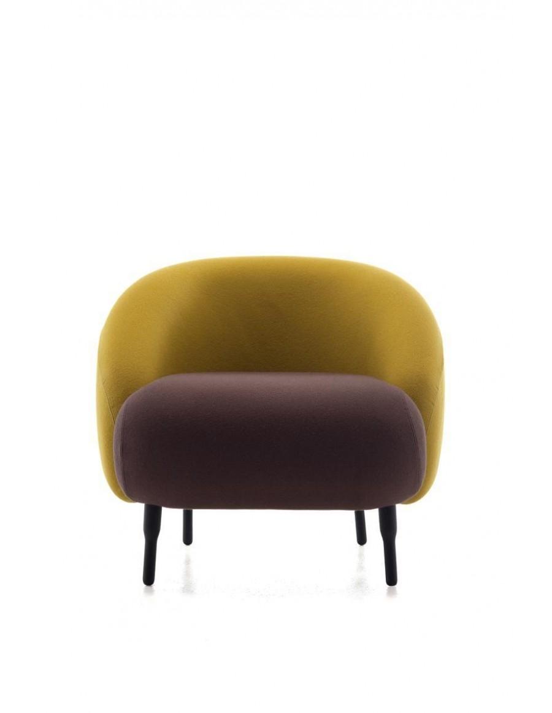 Bump fotelj, L'abbate