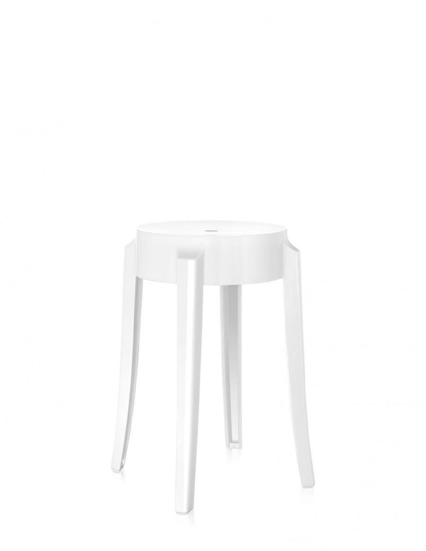 Charles Ghost E5/glossy white sijaj bele barve