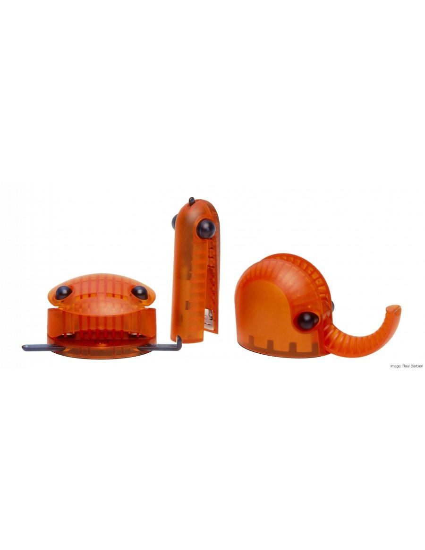 Itza luknjač prosojno oranžne barve - Rexite