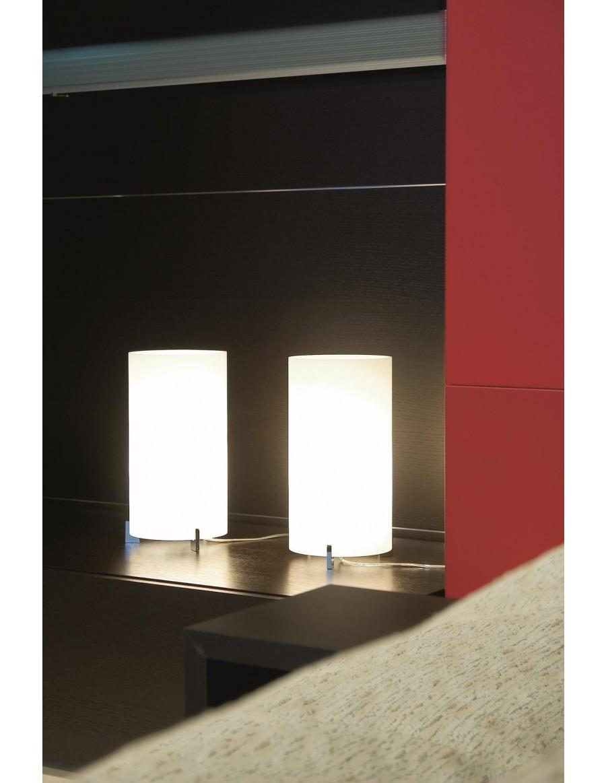 CPL SMALL T1 namizna svetilka Opal White / opalno bela