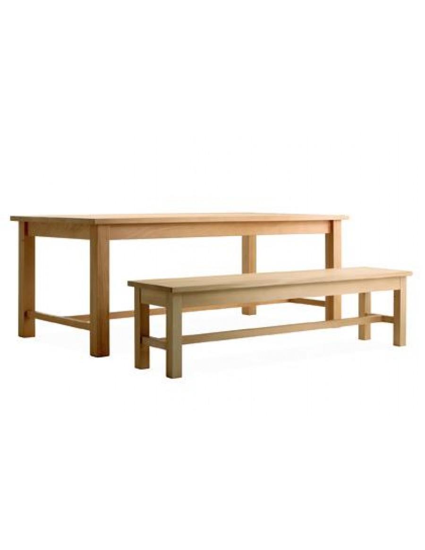 Fir miza, masivni les jelka