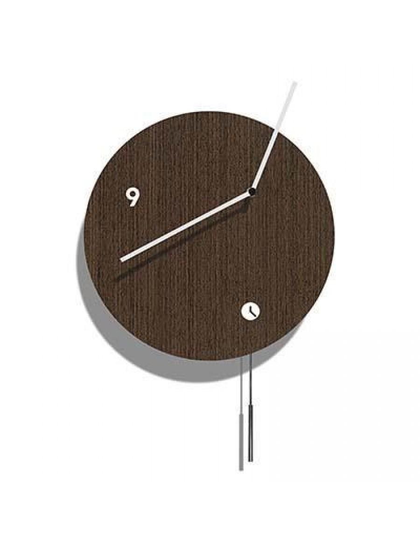 stenska ura, lakirana wenge z nihalom