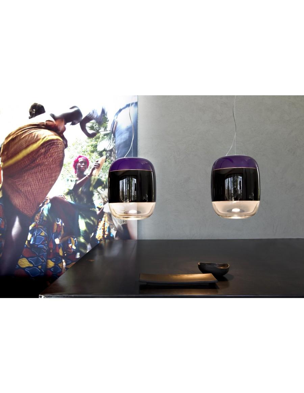 Gong S3 Aubergine / Black