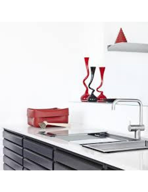 Normann Copenhagen Washing-up bowl rdeča guma