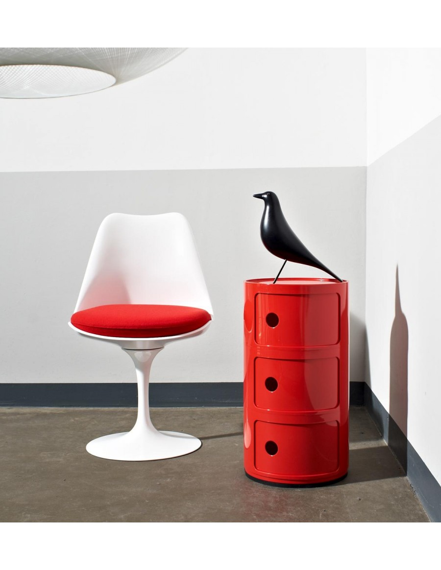 Componibili by Kartell - 10/red