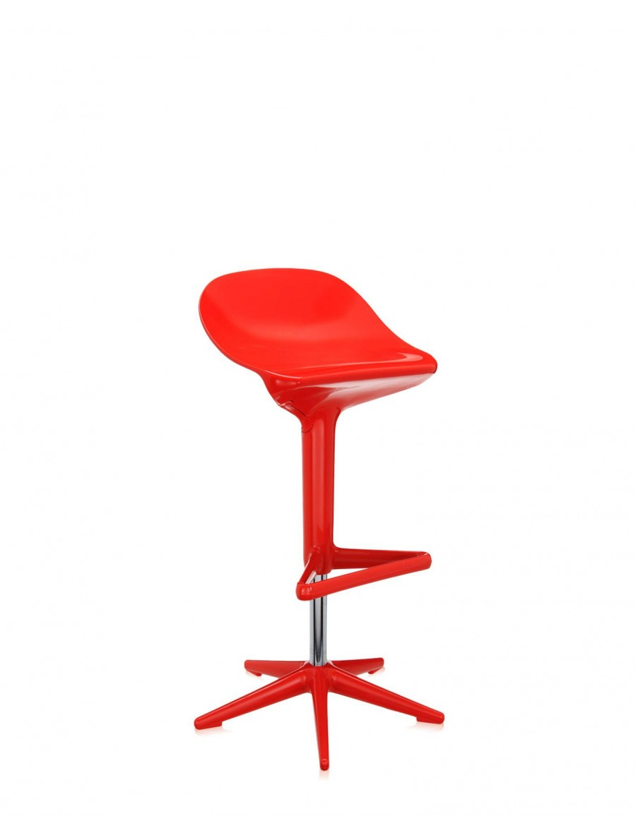 Spoon barski stol - Kartell / 10 red