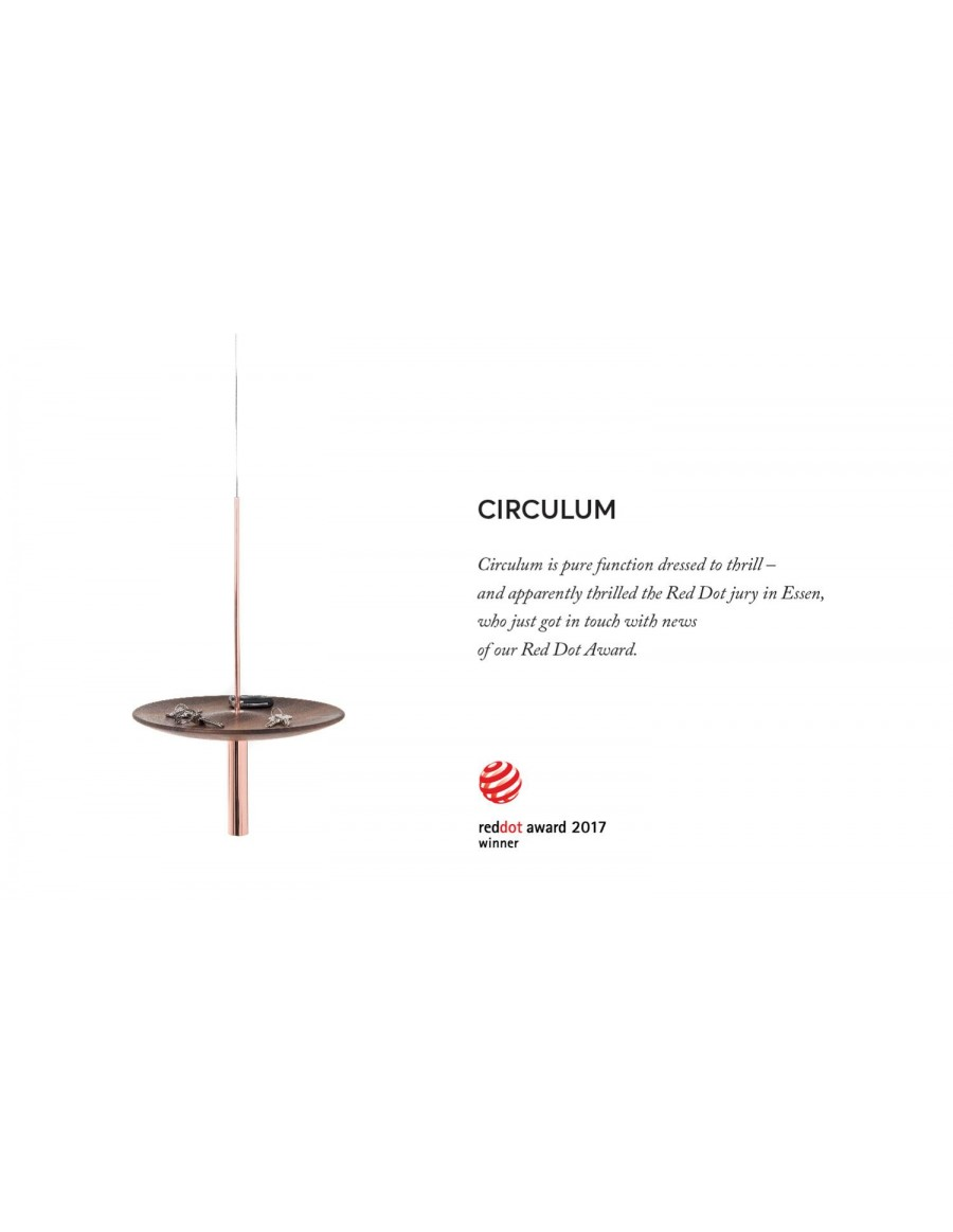 Circulum wave red dot award 2017