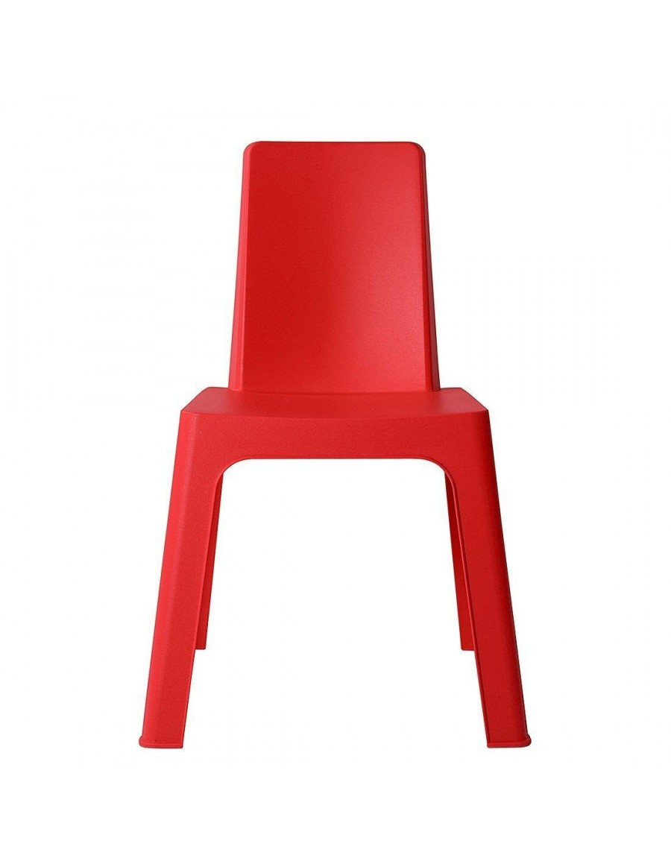 Resol group - otroški stol Juileta Rdeč