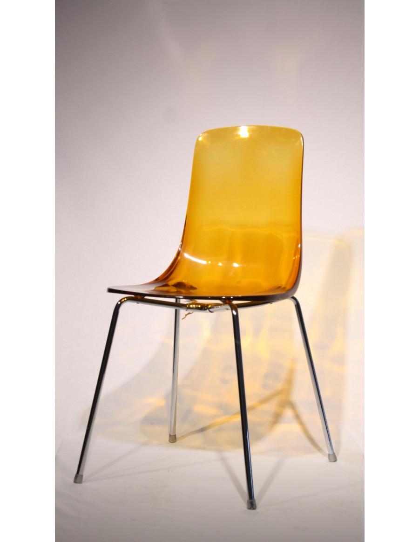 Stol PAULINE oranzen