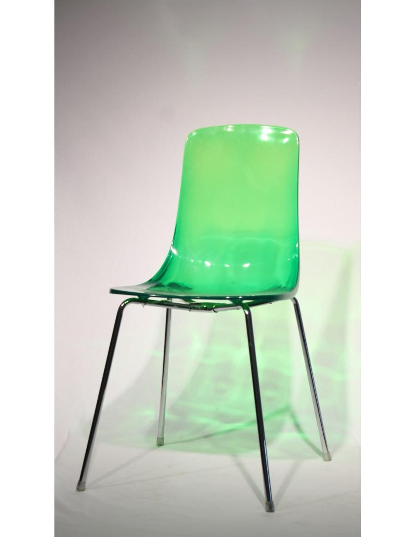 Stol PAULINE zelen