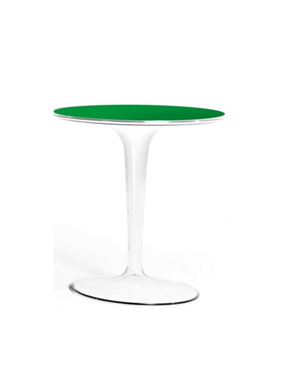 TIP TOP nizka mizica, zelena