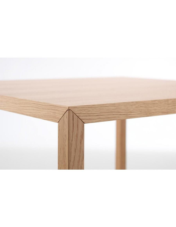 X-Light miza - hrast natur